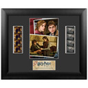 Deathly Hallows Trio Cast Film Cell
