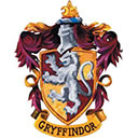 Gryffindor Crest Wall Decal