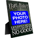 I Solemnly Swear Custom Photo Panel