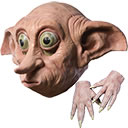 Dobby Mask and Hands Costume Set
