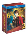 Harry Potter and the Chamber of Secrets Ultimate Edition Bluray