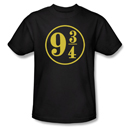 Harry Potter 9 3/4 Adult T-Shirt from Warner Bros.