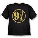 Harry Potter 9 3/4 Youth T-Shirt from Warner Bros.