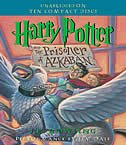 Harry Potter And The Prisoner Of Azkaban Audio CDs
