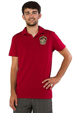 Harry Potter Gryffyndor Polo