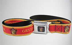 Harry Potter Gryffindor Seatbelt