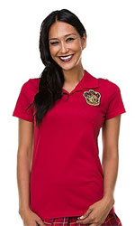 Harry Potter Gryffindor Womens Polo
